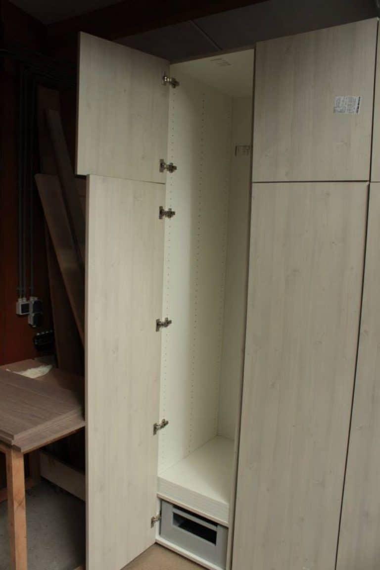 Deboosere interieurinrichting | Vestiairekast image 6