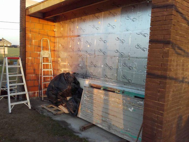 Deboosere interieurinrichting | Gevel in cederplanchetten image 1