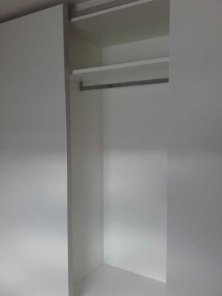 Deboosere interieurinrichting | Slaapkamerkast en bureau image 6