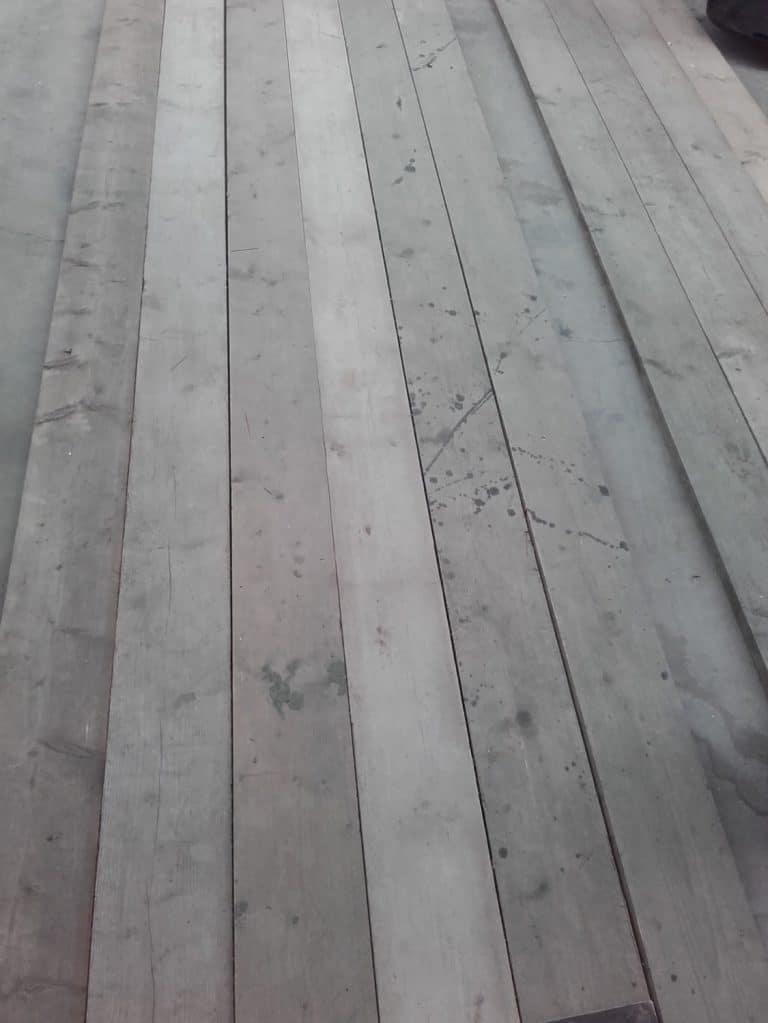 Deboosere interieurinrichting | Haardwand Steigerhout image 1