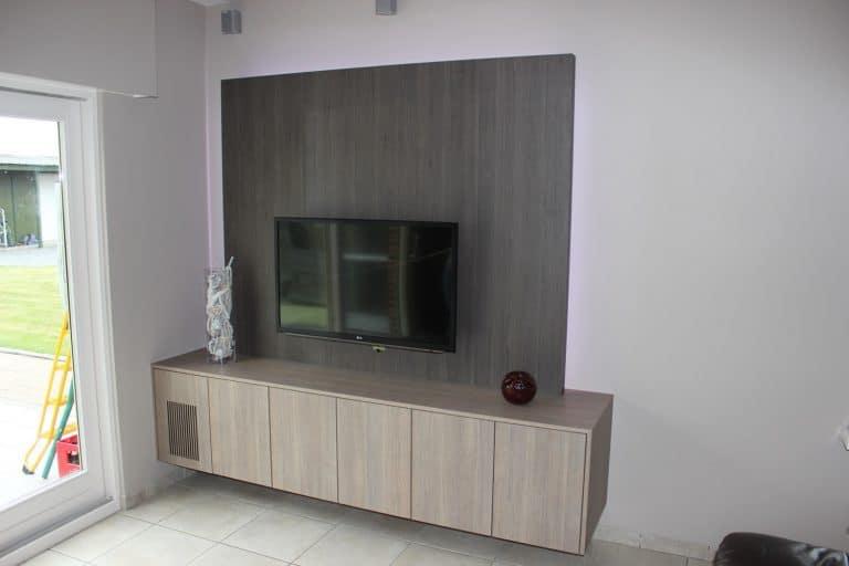 Deboosere interieurinrichting | TV wand image 1
