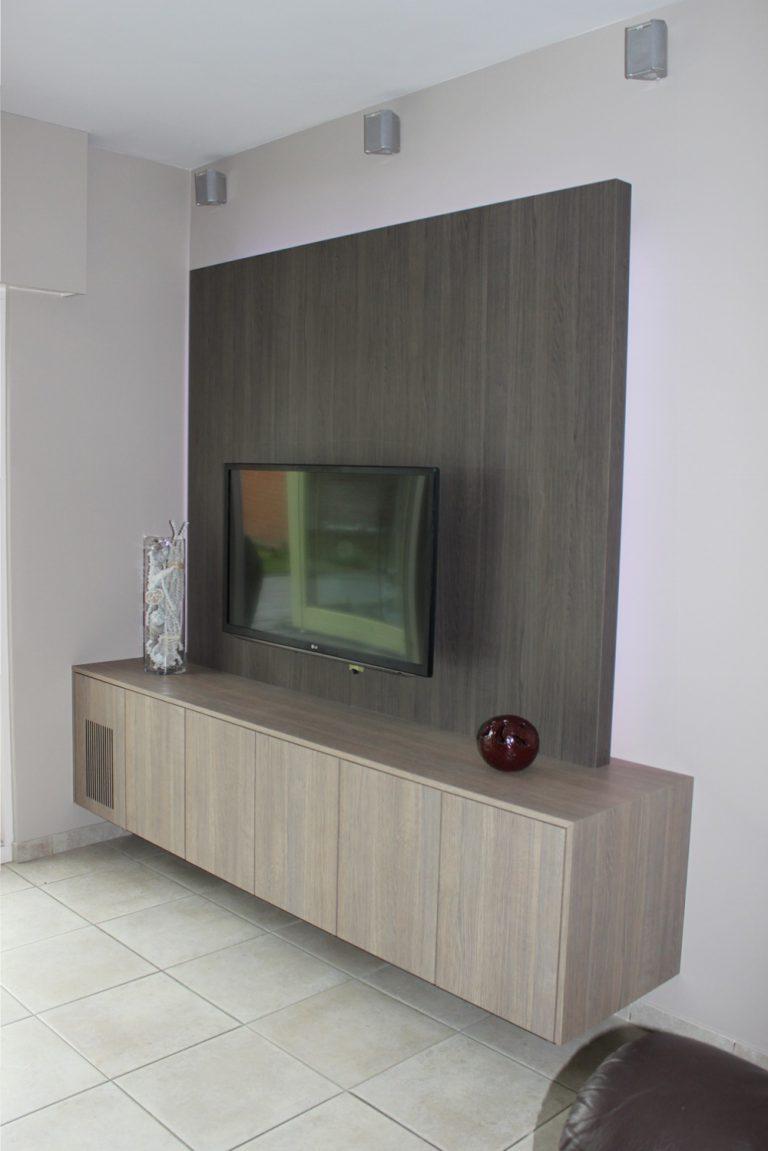 Deboosere interieurinrichting | TV wand image 2