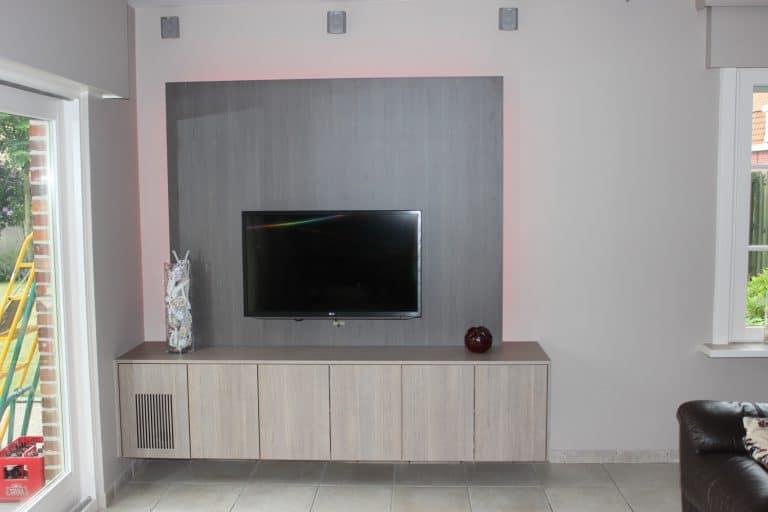 Deboosere interieurinrichting | TV wand image 3