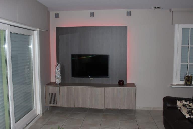 Deboosere interieurinrichting | TV wand image 4