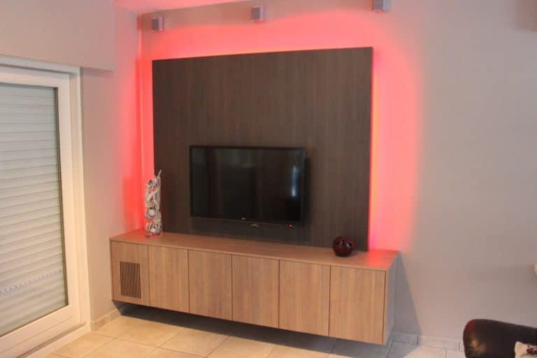 Deboosere interieurinrichting | TV wand image 5