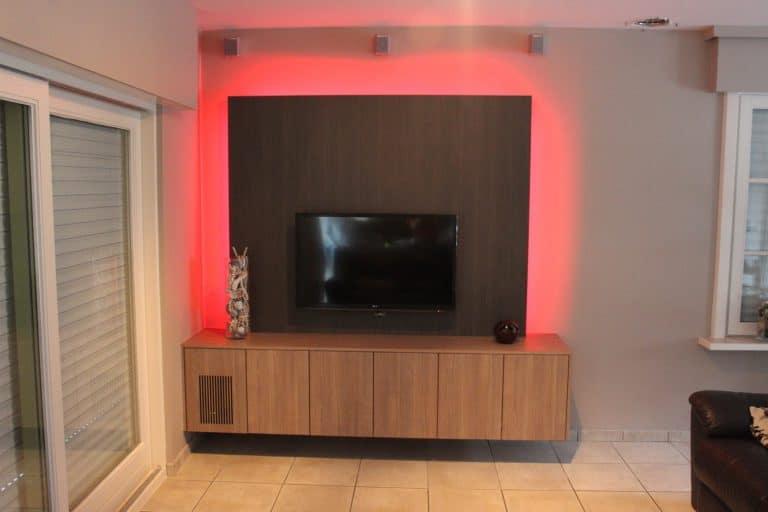 Deboosere interieurinrichting | TV wand image 6