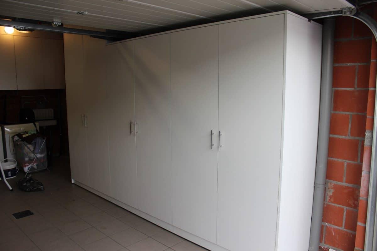 Kasten Garage Deboosere Interieurinrichting Schrijnwerk