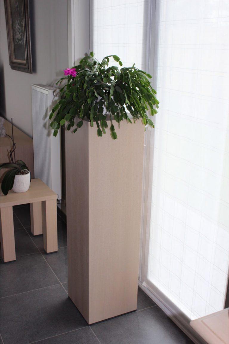 Deboosere interieurinrichting | Los meubel in eik fineer image 2