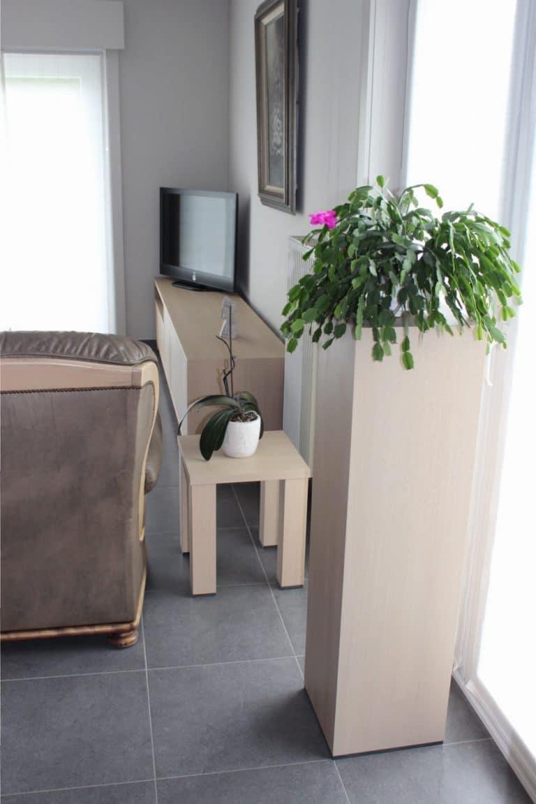 Deboosere interieurinrichting | Los meubel in eik fineer image 3