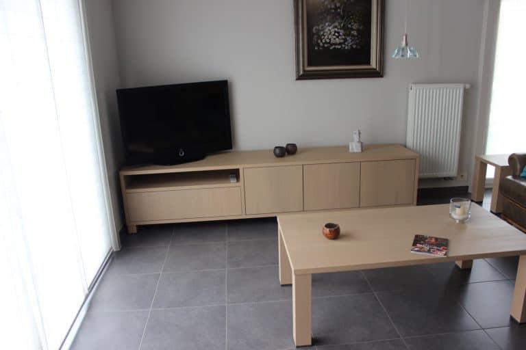 Deboosere interieurinrichting | Los meubel in eik fineer image 6