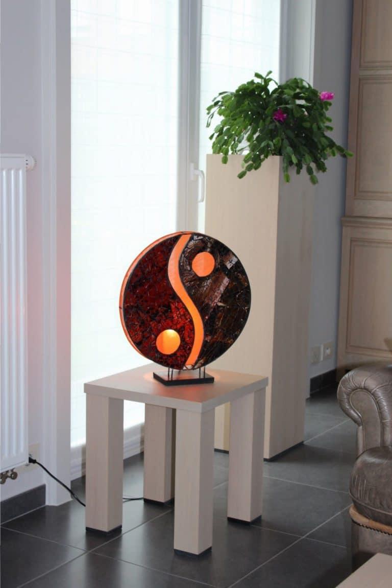 Deboosere interieurinrichting | Los meubel in eik fineer image 8