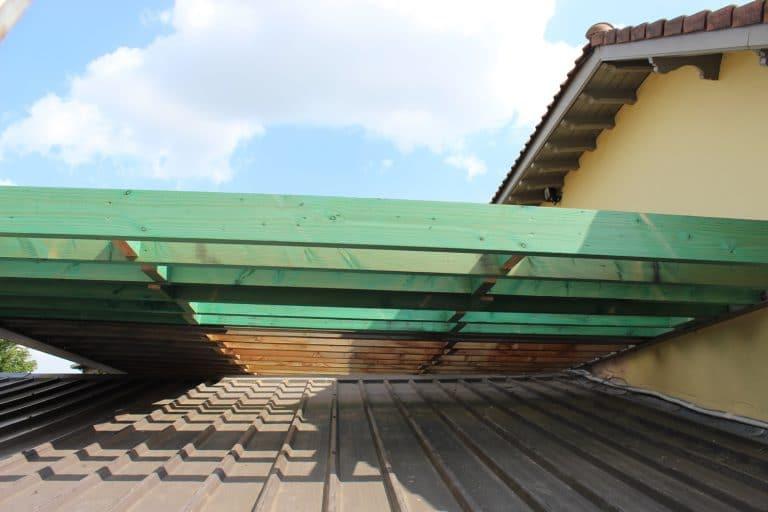 Deboosere interieurinrichting | Zwevend terras in Ipe image 3