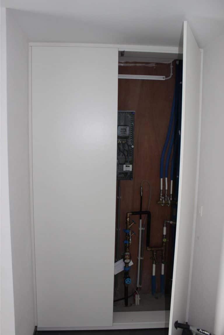 Deboosere interieurinrichting | Elektriciteits- en waterkast image 3