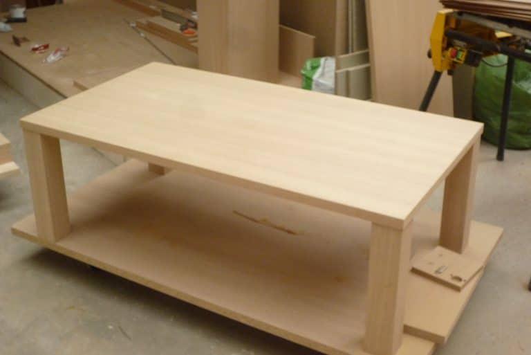 Deboosere interieurinrichting | Los meubel in eik fineer image 13