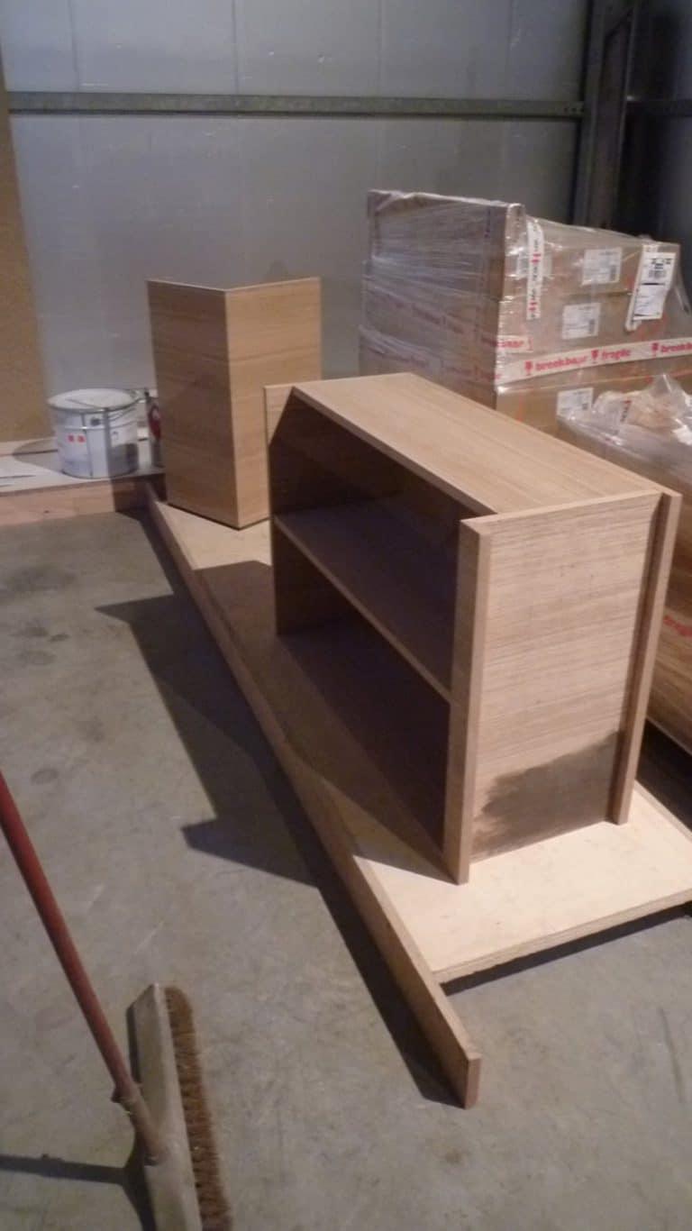 Deboosere interieurinrichting | Uitbreiding Bureau image 1