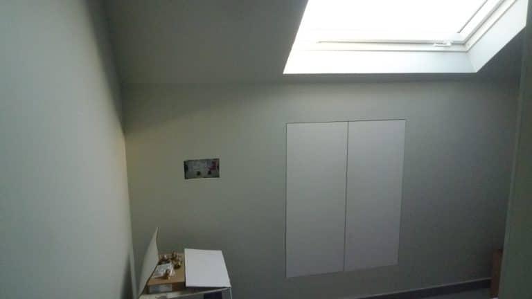 Deboosere interieurinrichting   Badkamerinrichting met gyprocmuren image 1