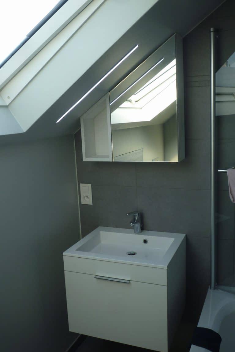 Deboosere interieurinrichting   Badkamerinrichting met gyprocmuren image 3