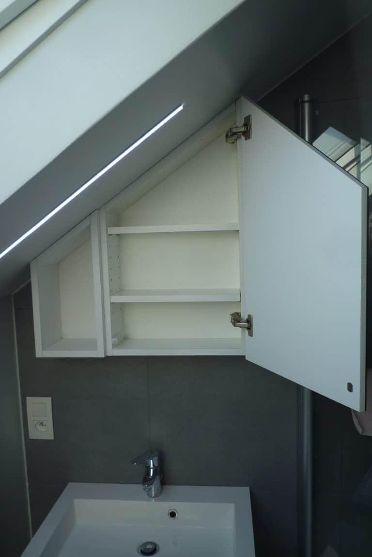 Deboosere interieurinrichting   Badkamerinrichting met gyprocmuren image 4
