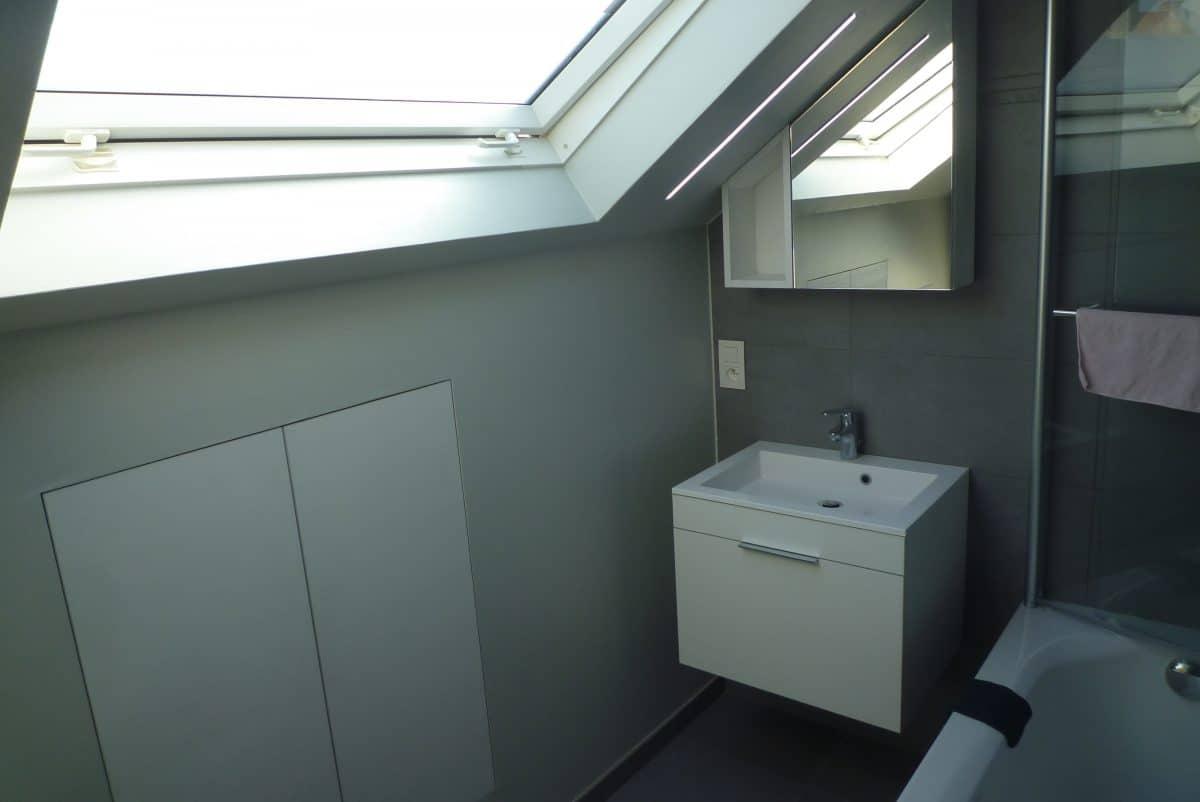 Deboosere interieurinrichting | Badkamerinrichting met gyprocmuren image 5