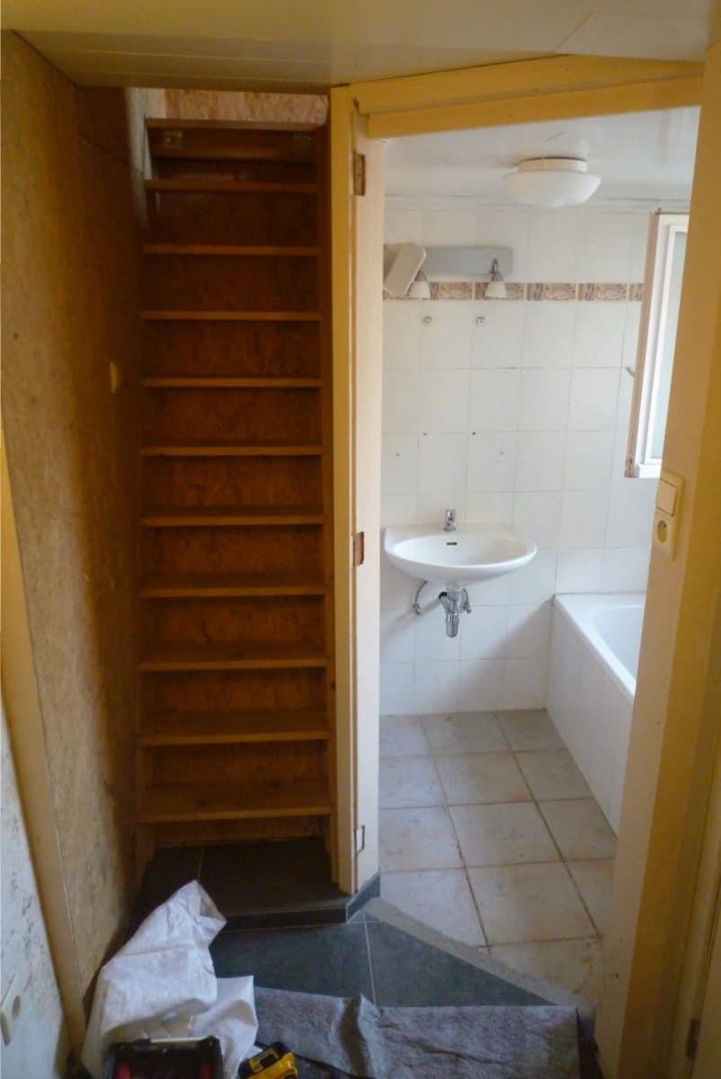 Deboosere interieurinrichting | Van badkamer naar berging image 10
