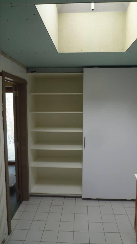 Deboosere interieurinrichting | Badkamer met gyprocplafond image 12